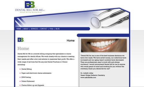 dentalbill Dental Bill For Me Website